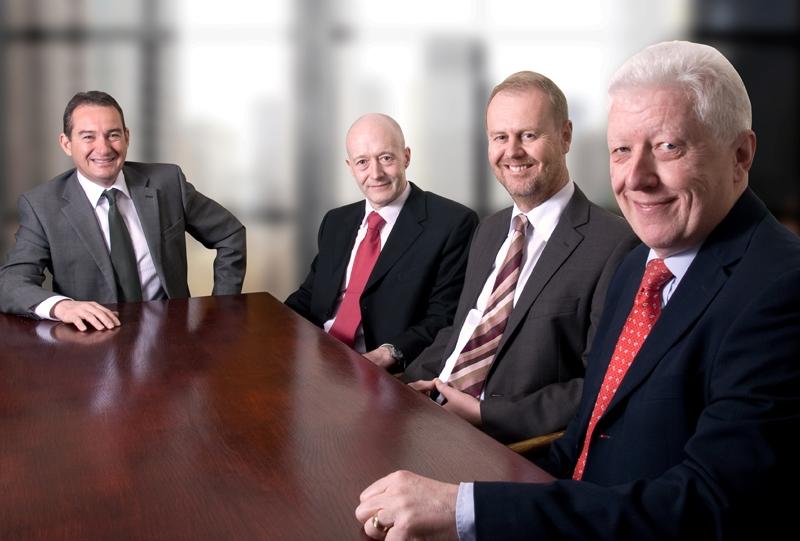 Corporate Group Portrait Photography